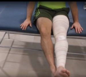 Ligamento cruzado de rodilla